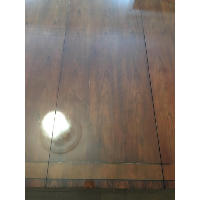 Baker Dining Room Table - Image 9 of 11