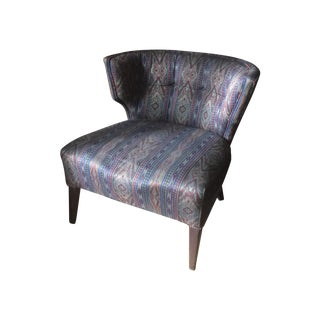 Bohemian Tufted Chair