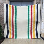 Image of Vintage Hudson Bay Point Blanket