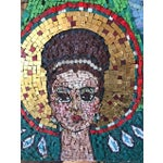 Image of Mid-Century Glass Mosaic Mural