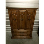 "Image of 1975 ""Huntley"" by Thomasville Tallboy Dresser"