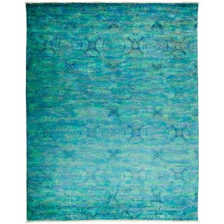 """Vibrance Hand Knotted Area Rug - 8'1"""" X 10'1"""""""