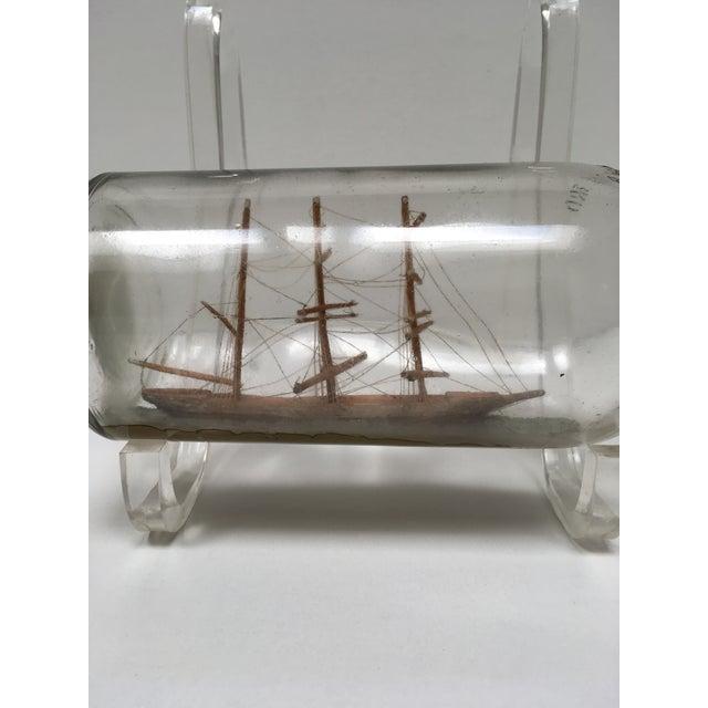 Vintage Ship in a Bottle - Image 3 of 6
