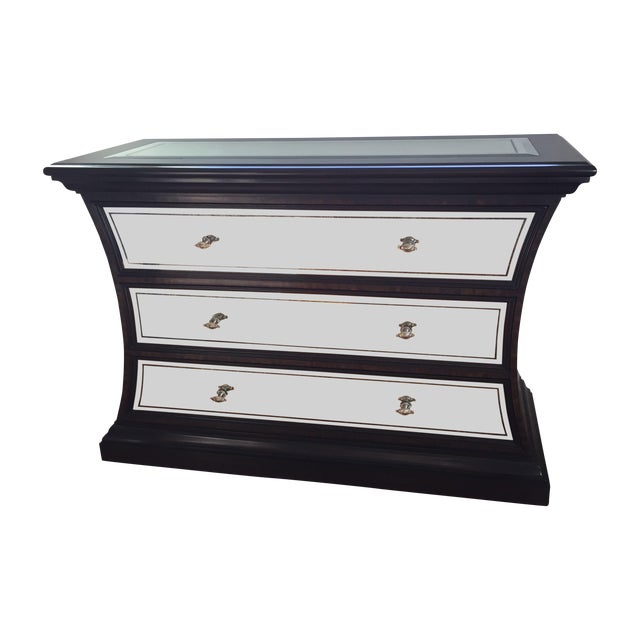 Image of Maitland-Smith Mirrored Drawers - Set of 2