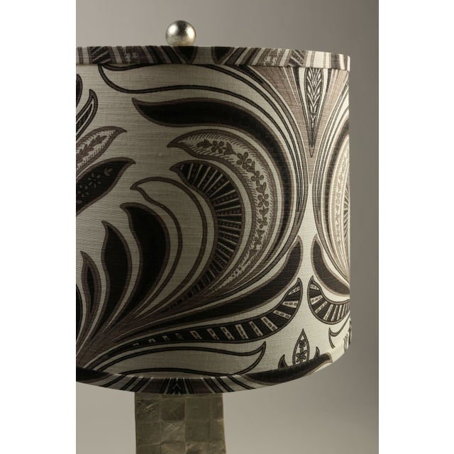 Cappa Shell Swirl Lamps - A Pair - Image 3 of 4
