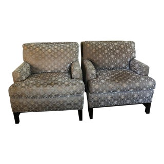 Summer Hill Lately Armchairs- A Pair