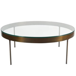 Customizable Haworth Ring Cocktail Table