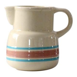 1970s Vintage McCoy Ceramic Pitcher