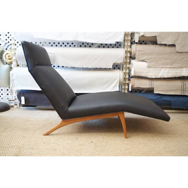 Rare Danish Lounge Chair by Poul Jensen for Selig - Image 4 of 5