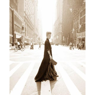 """Vogue 8"" NYC Black & White Photograph"
