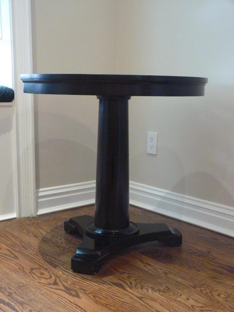 Restoration Hardware Portman Pedestal Table Chairish : restoration hardware portman pedestal table 9563aspectfitampwidth640ampheight640 from www.chairish.com size 640 x 640 jpeg 37kB