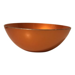 Emalox Norway Mid-Century Bowl