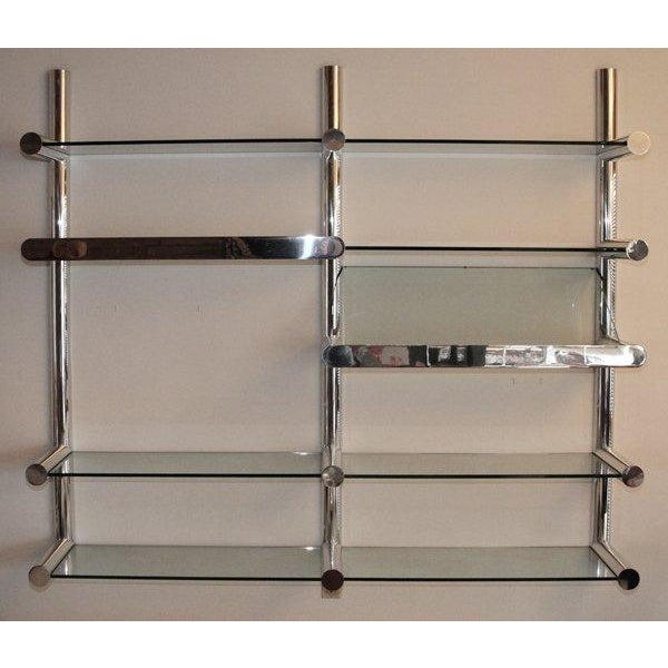 Janet Schwietzer for Pace Orba Wall Shelf - Image 3 of 4