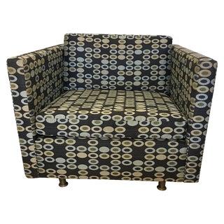 Knoll Cube Club Chair