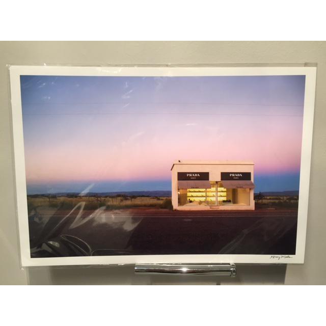 """Gray Malin Prada Marfa """"Dawn"""" Photograph - Image 2 of 2"""