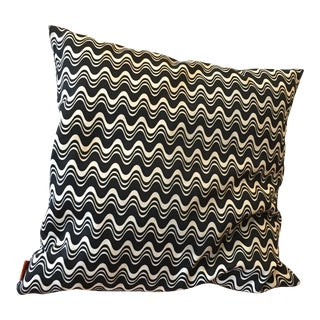 Missoni Patterned Throw Pillow