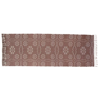 Swedish Handwoven Rug - 2′3″ × 7′1″