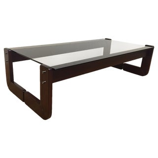Percival Lafer Brazilian Jacaranda Coffee Table