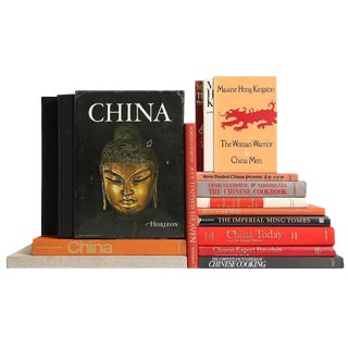 Chinese Culture, Arts & History - Set of 18