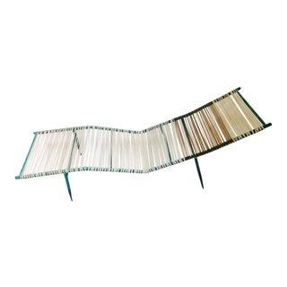 Modernist California Patio Lounge Chair