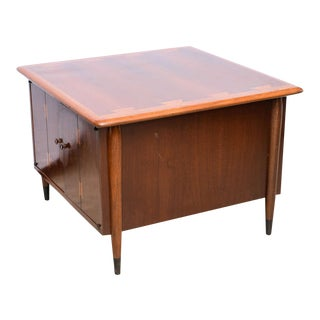 Inlaid Lane End Tables with Double Doors from Acclaim Series, USA 1960s