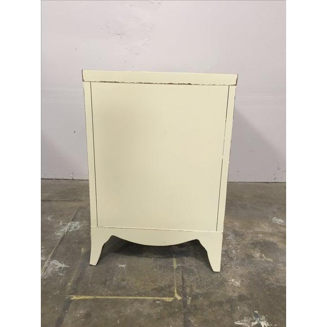 Shabby Chic 2-Toned Dresser - Image 7 of 8