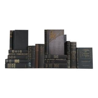 Gilt on Black World Classics, S/20