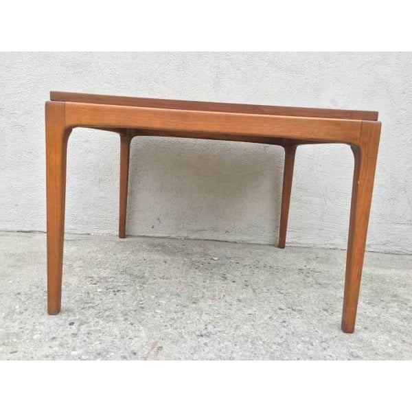 Mid-Century Walnut Coffee Table - Image 8 of 8