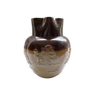 Antique Royal Doulton Drinking Toby Ale Jug