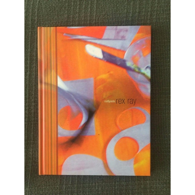 """Rex Ray """"Cut & Paste"""" Rare Signed Art Book - Image 2 of 11"""