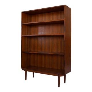 Borge Mogensen Danish Modern Teak Bookcase