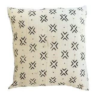 Vintage Mud Cloth Pillow