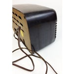 Image of 1946 Vintage Philco Transitone Tube Am Radio