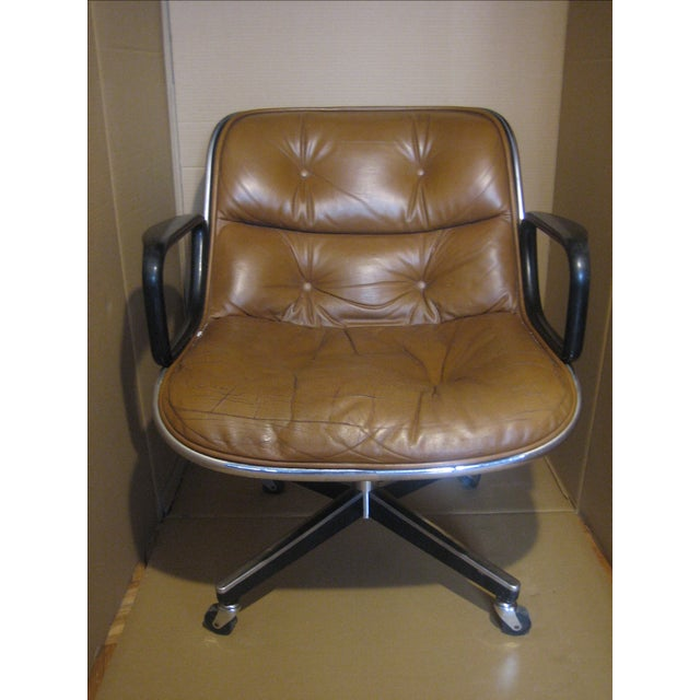 Original Knoll Executive Chair by Charles Pollock - Image 7 of 7