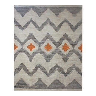 "Hand Knotted Navajo Rug by Aara Rugs Inc. 11'10"" X 9'4"""