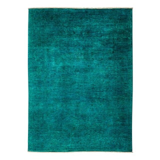 """Vibrance, Hand Knotted Area Rug - 4'10"""" X 6'10"""""""