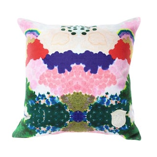 Kristi Kohut World 2 Pillow