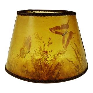 Van Briggle Lamp Shade