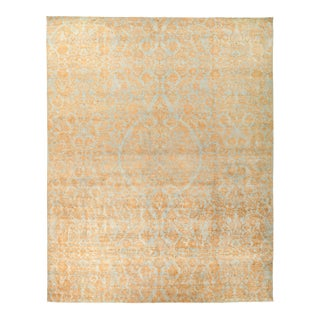 """Suzani Hand Knotted Area Rug - 11' 10"""" X 15' 2"""""""