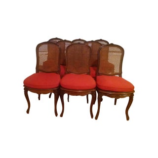 19th Century Louis XV Dining Chairs - Set of 8