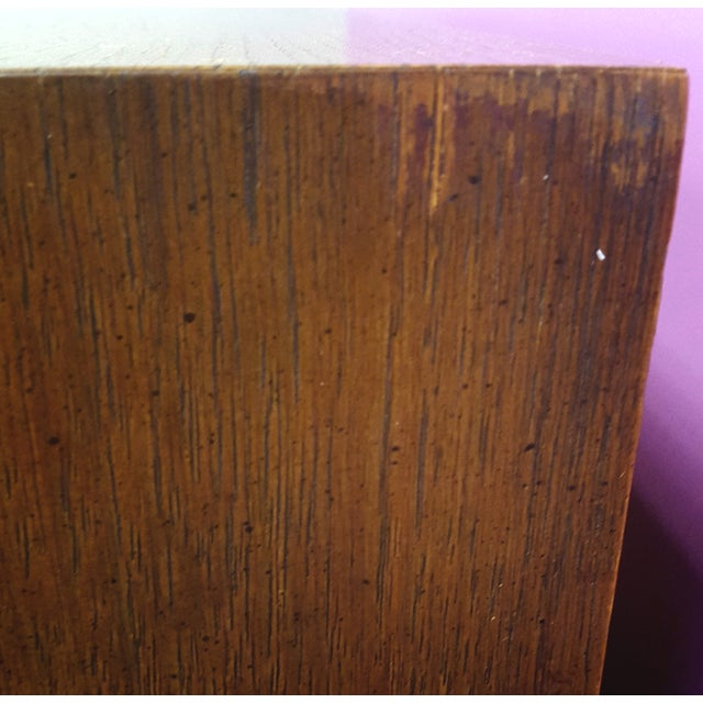 Mid-Century Lane Rosewood Accent Tall Chest - Image 11 of 11