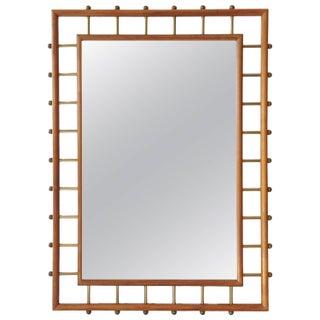 Stunning Mirror Attributed to Ico and Luisa Parisi
