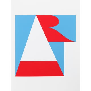 Robert Indiana, Art, Serigraph