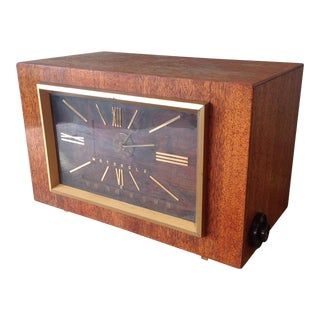 Vintage Clock Radio - Motorola Model 62cw