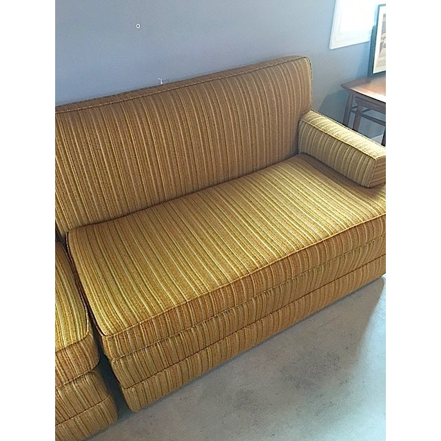Mid Century 3 Piece Sectional Sofa - Image 8 of 8