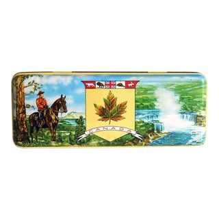 Vintage Thorne's Canadian Mounties Tin