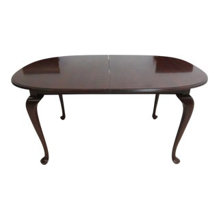 Ethan Allen Cherrywood Georgian Court Conference Table