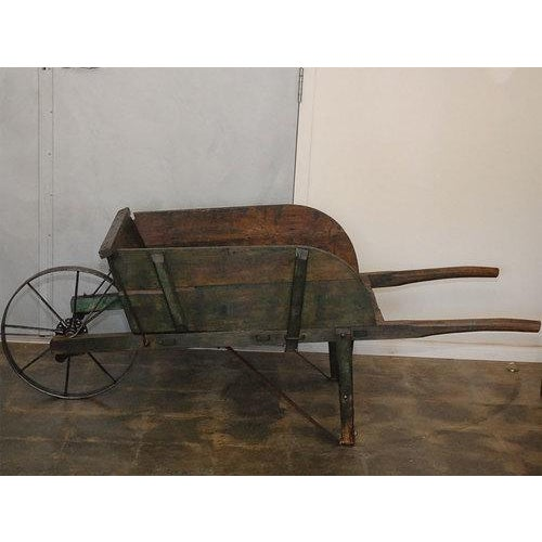 New England Painted Wheelbarrow - Image 2 of 7