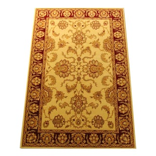 Turkish Traditional Wool Rug - 5′ × 8′