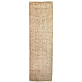 """Hand Knotted Runner - 3'3"""" X 10'7"""""""